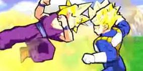Super Goku Supersonic Warrior