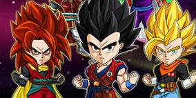 Goku Super Saiyan Creator