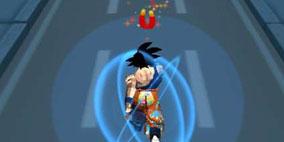 Super Saiya Run 3D