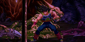 Dragon Ball Z Attack of the Saiyans OpenBOR