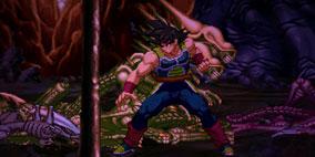Dragon Ball Z Attack of the Saiyans OpenBOR