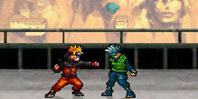 Naruto Ultimate Battle Chibi Mugen