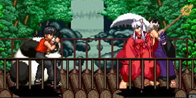Ranma 1/2 vs Inuyasha Mugen