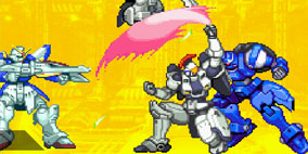 Gundam Wing Mugen Game