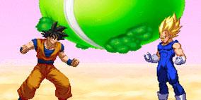 Dragon Ball Z Legacy Battle Sparking