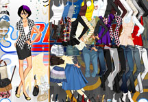 Rukia Dress Up Gameplay