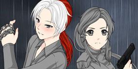 Anime Partners Dress Up
