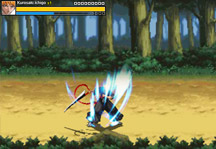 Bleach Great Fight Gameplay