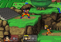 Super Smash Flash 2 0.9 Gameplay