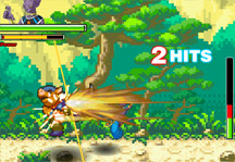 Dragon Ball Fierce Fighting 2.9 Gameplay