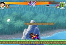Dragon Ball Z 0.1 Gameplay