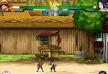 One Piece vs Naruto 3.0 Gameplay