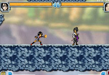 Bleach vs Naruto 0.9 Gameplay