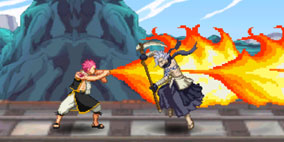 Fairy Tail Fight