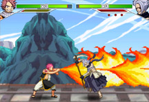 Fairy Tail Fight Gameplay