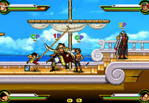 One Piece Hot Fight 0.6 Gameplay