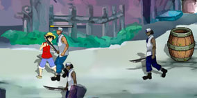 One Piece Gallant Fighter 2