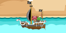 Tony Tony Chopper vs Angry Birds