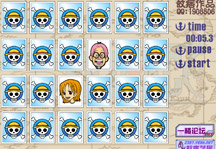 One Piece Memory Game Gameplay