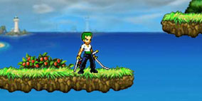 One Piece Adventure Island Zoro