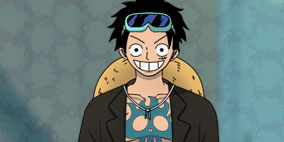 Monkey D. Luffy Dress Up