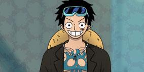 Monkey D. Luffy Dress Up