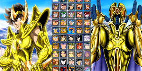 Saint Seiya Next Dimension Mugen