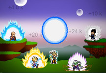 Spirit Bomb Gameplay