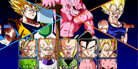 Dragon Ball Z Hyper Dimension Mugen