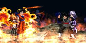 Dragon Ball Super X Katekyo Hitman Reborn Mugen