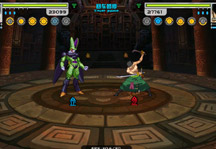 Anime Battle 3.4 Gameplay