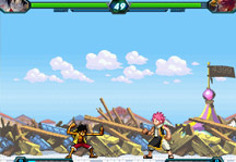 Fairy Tail vs One Piece 2.0 Gameplay