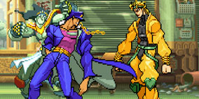 Jojo's Bizarre Adventure Ultimate Mugen HD