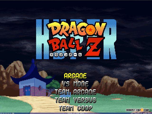 Hyper Dragon Ball Z Online Build
