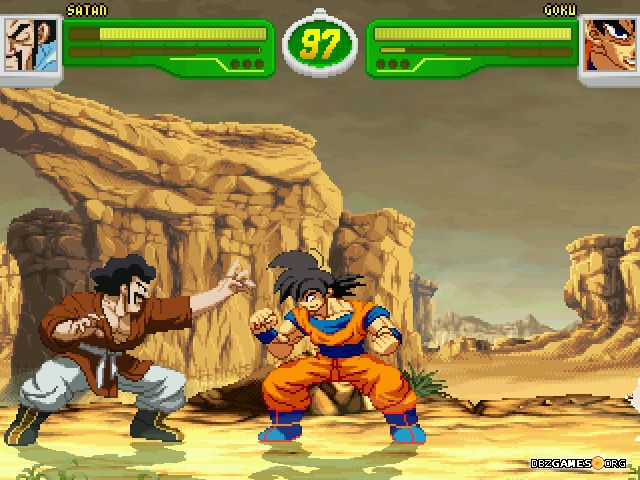 Hyper dragon ball z download dbzgames hyper dragon ball z mr satan vs goku voltagebd Gallery