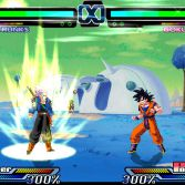 Dragon Ball Heroes MUGEN - Trunks vs Goku