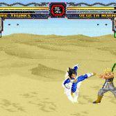 Dragon Ball Z MUGEN Edition 2 - Trunks vs Vegeta