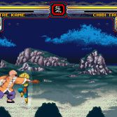 Dragon Ball Z MUGEN Edition 2 - Chibi Trunks vs Master Roshi