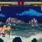 Dragon Ball Z MUGEN Edition 2 - Chibi Trunks vs Master Roshi
