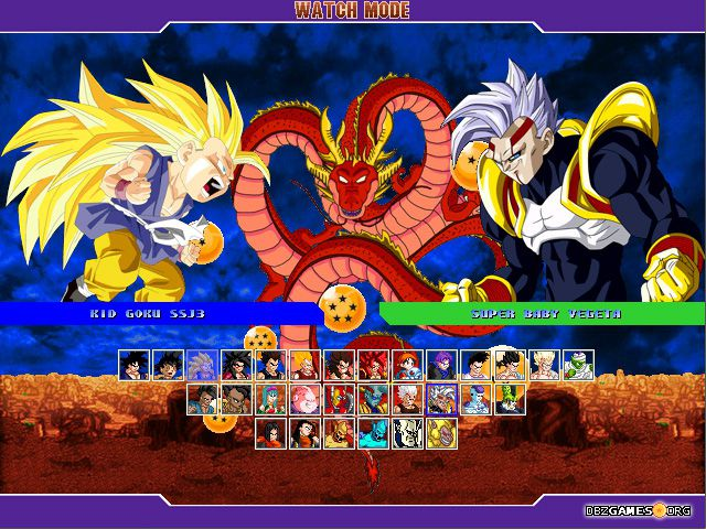Mugen all the characters - 4 6