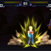 Dragon Ball GT MUGEN - Vegeta goes SSJ