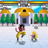 Dragon Ball GT MUGEN - Goku vs Goku