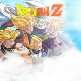 Dragon Ball Z Budokai X - Title screen