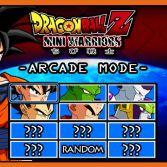 Dragon Ball Z Mini Warriors - Character select
