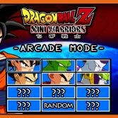 Dragon Ball Z Mini Warriors - Character select