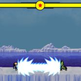 Dragon Ball Z Mini Warriors - Vegeta vs Cell
