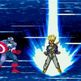 World Warriors X - Trunks rage