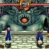 Dragon Ball Z Sagas MUGEN - Vegetto vs Demon Piccolo