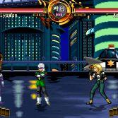 Dragon Ball Z Sagas MUGEN - Great Saiyaman vs Android 18