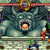 Dragon Ball Z Sagas MUGEN - Goku vs Demon Piccolo
